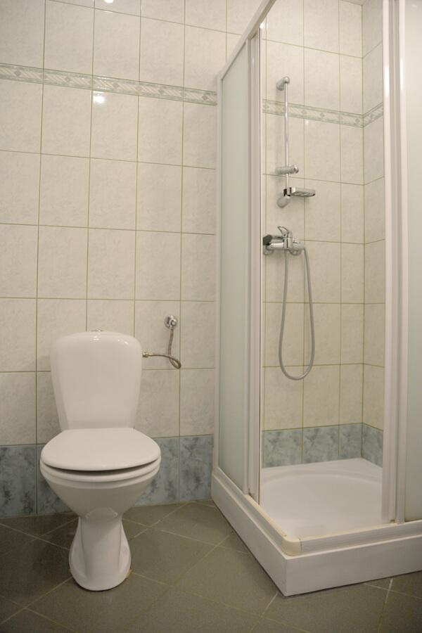 apartament familijny łazienka