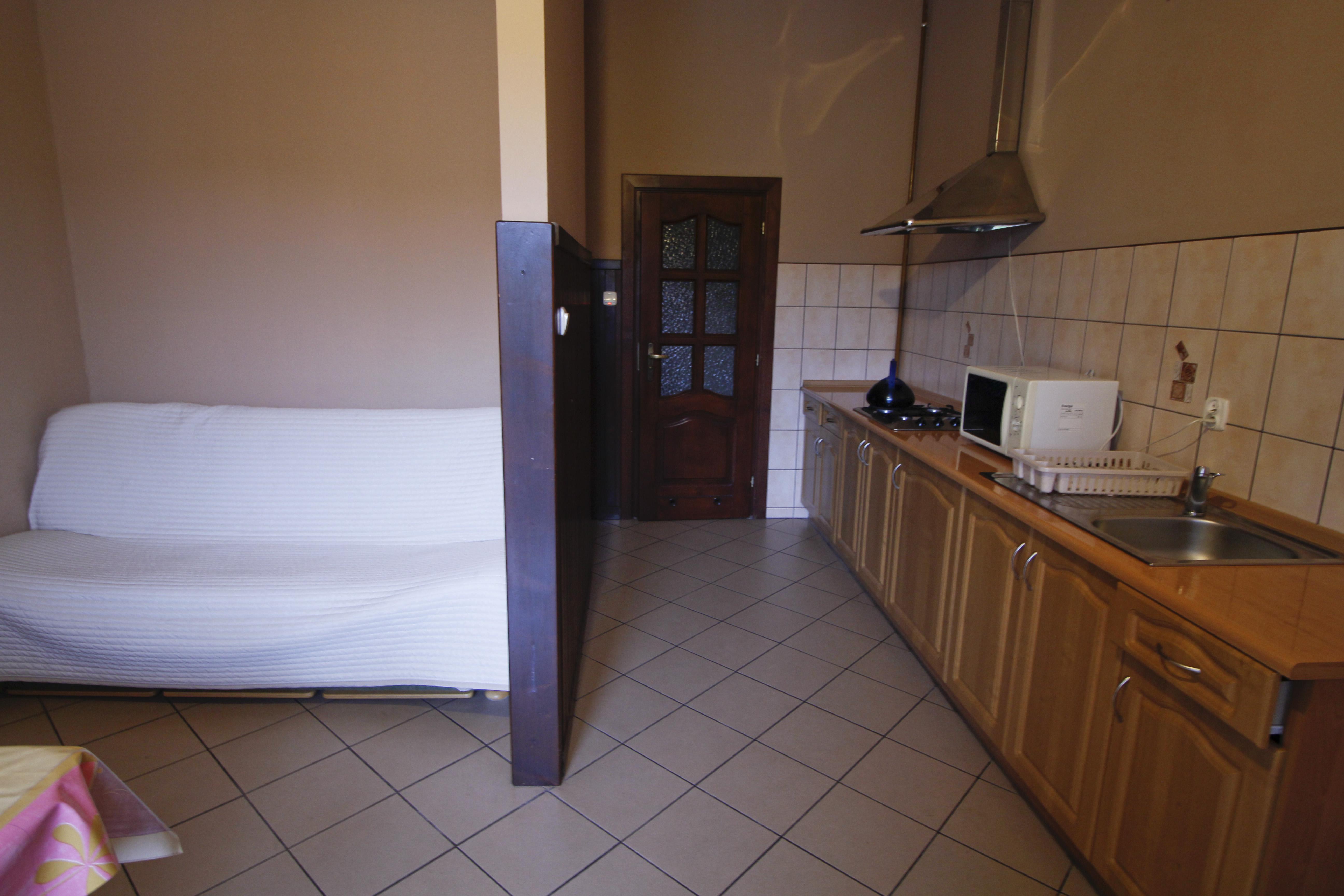 apartament familijny kuchnia